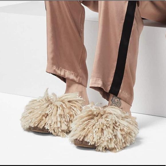UGG Shoes | Cindi Yarn Pom Slide Sandal